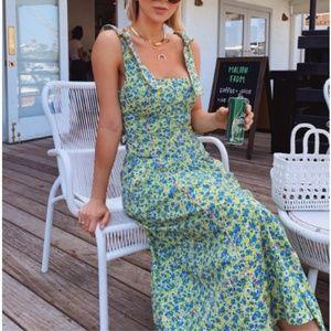 Cinq a Sept - Floral Print Dress
